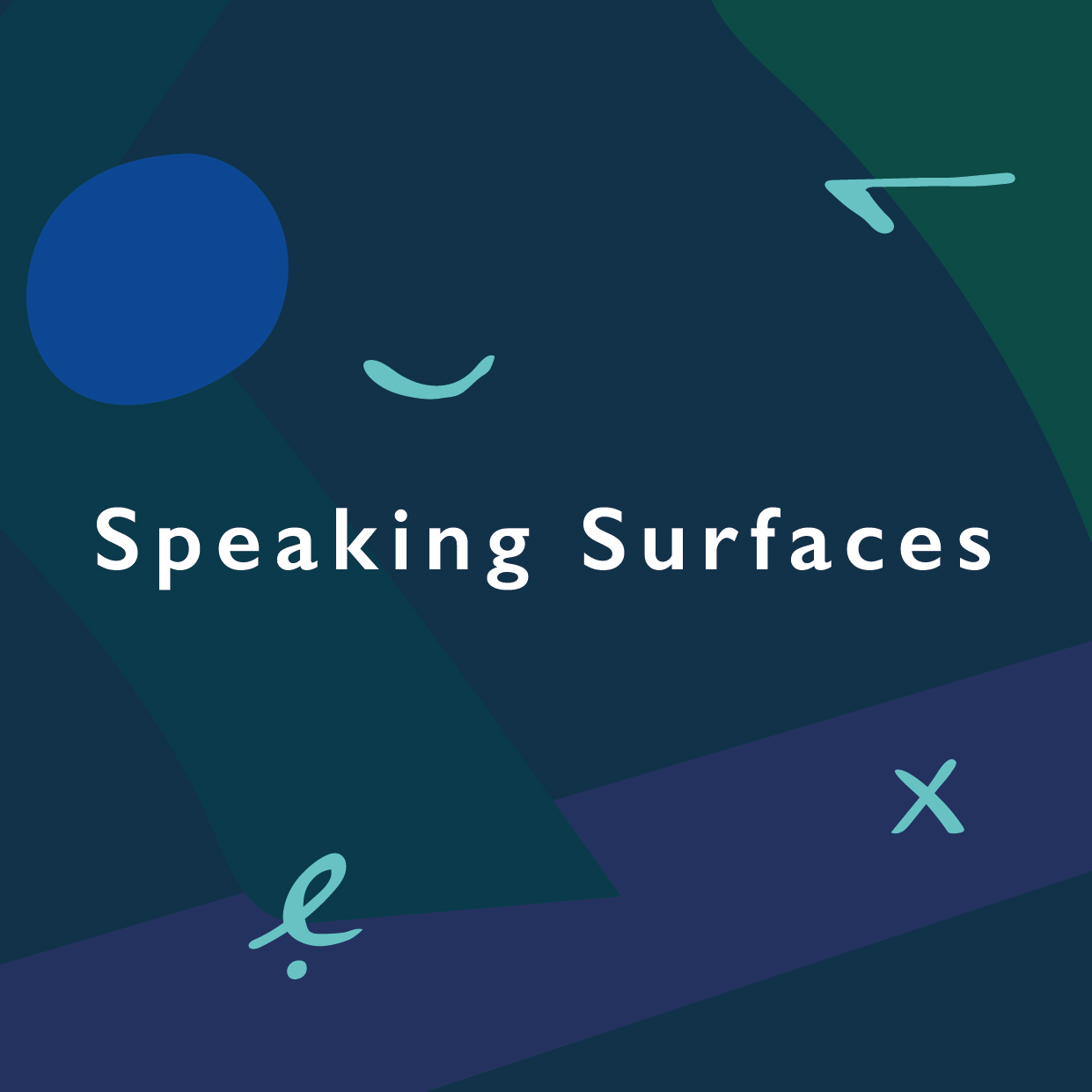 Speaking Surfaces