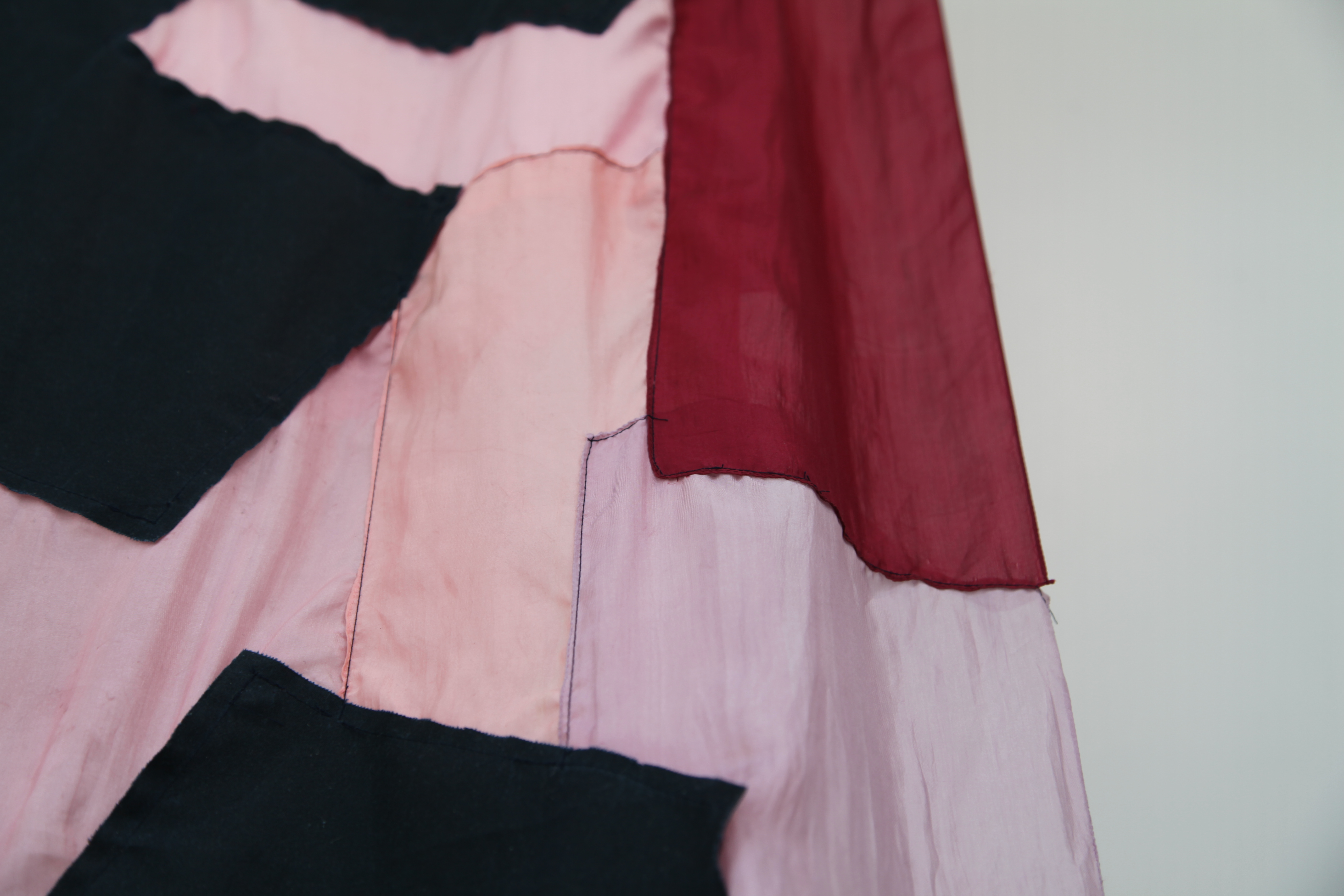 Emma Fitts, Bomber Jacket for Marilyn Waring, 2014