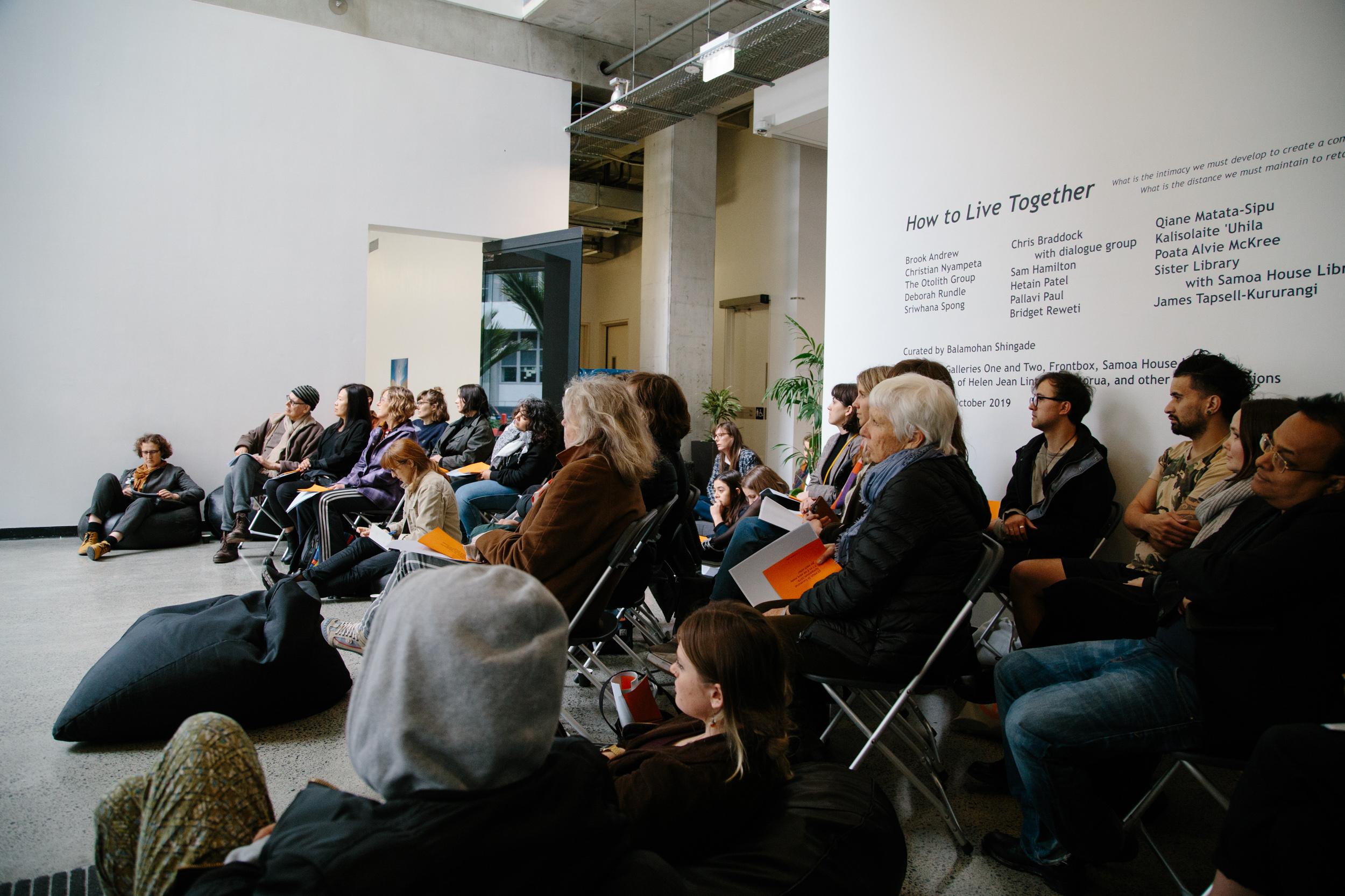 ST PAUL St Curatorial Symposium 2019
