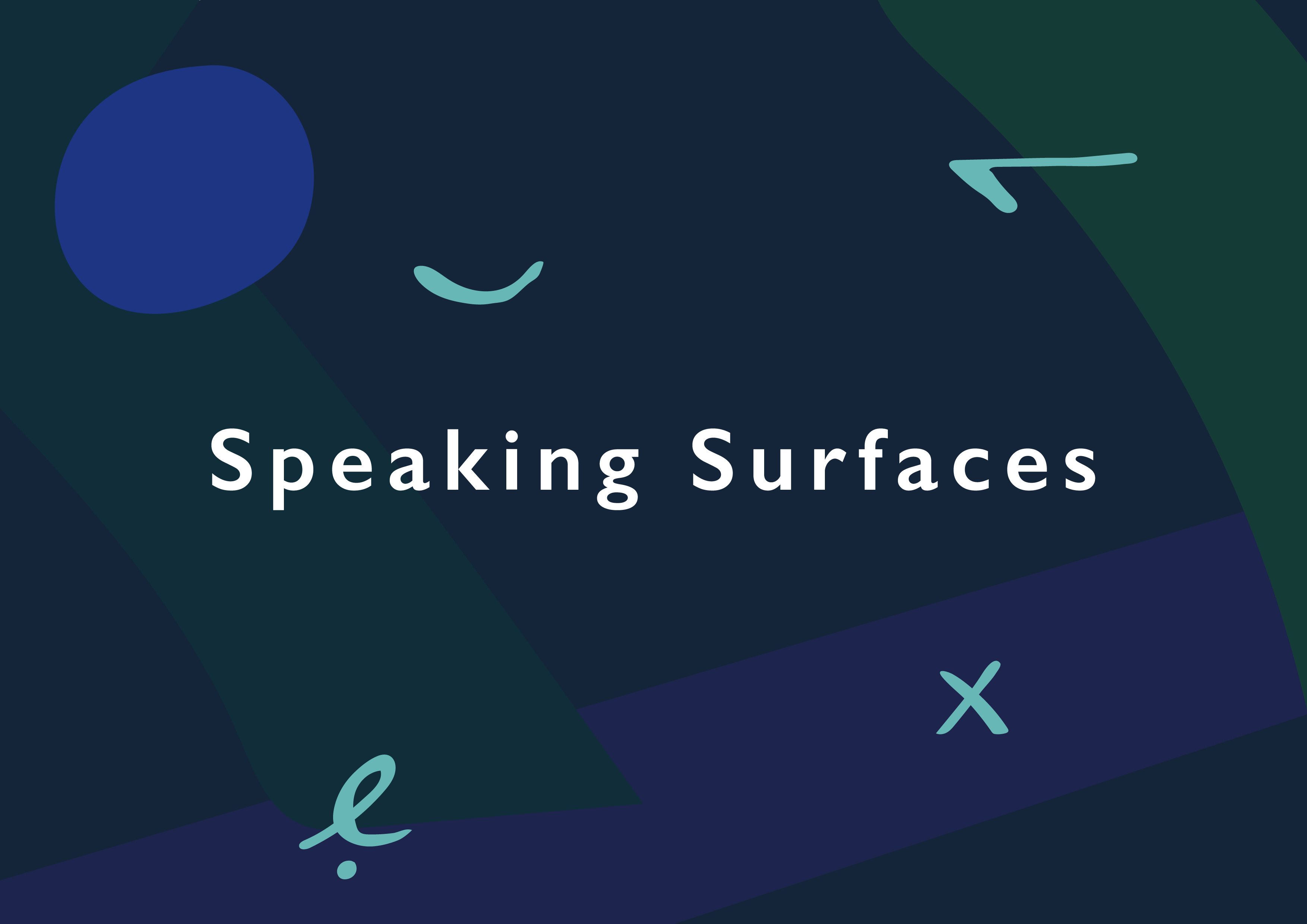 Speaking-Surfaces