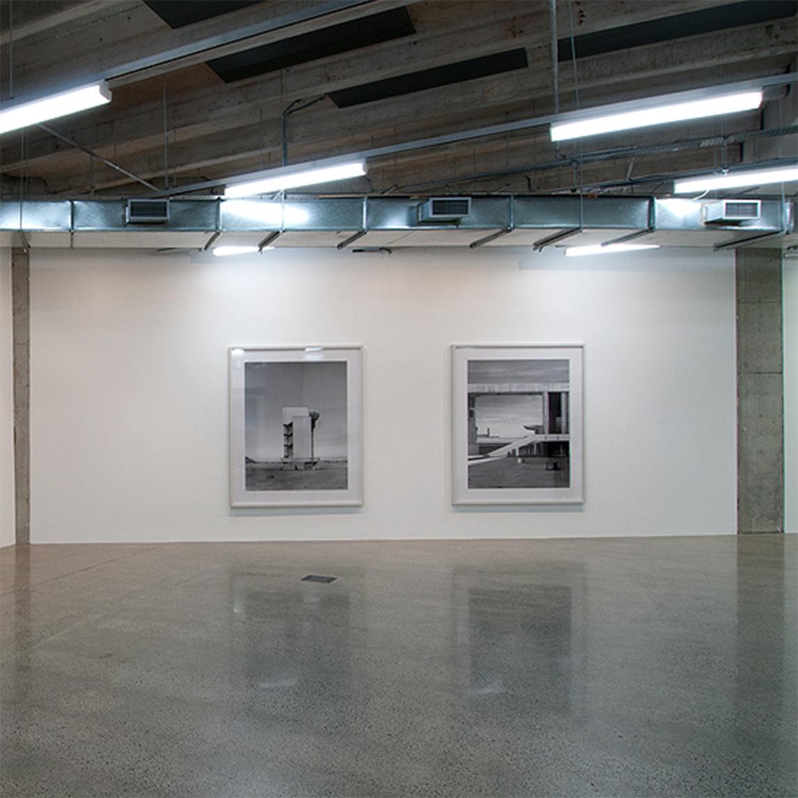 Beate Gutschow, 2011. Installation view.